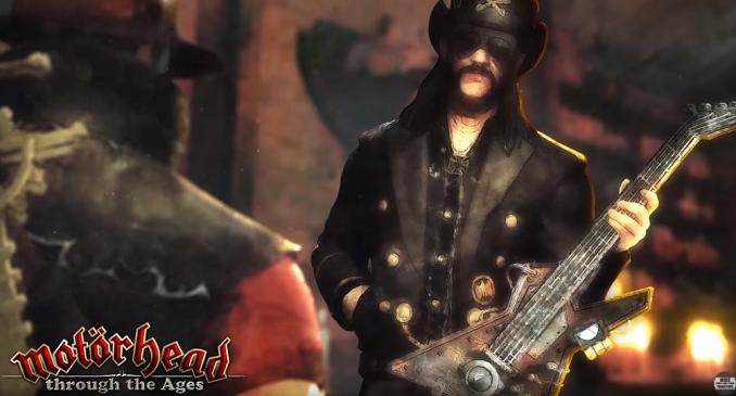 Il popolare gioco della Nintendo, Victor Vran, includerà un tributo a Lemmy!!!