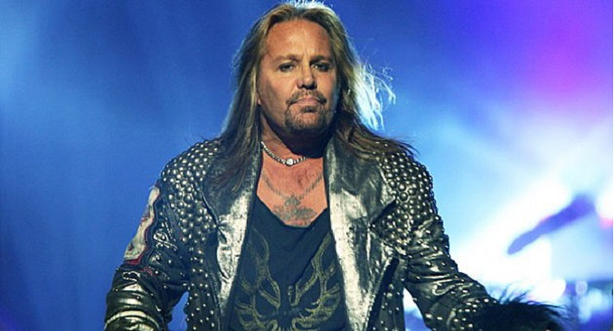 Auguri a Vince Neil , voce dei Mötley Crüe. Oggi compie 57 anni