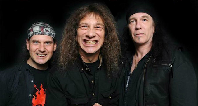 "ANVIL: in concerto per due date in Italia ad aprile col loro ""Legal at Last"" tour"