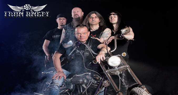 Iron Angel: il video di 'Ministry Of Metal' dal nuovo album