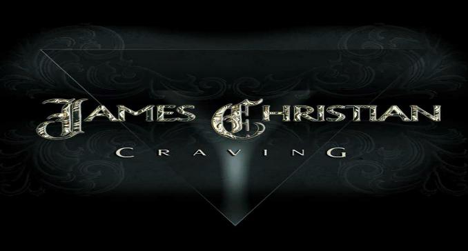 James Christian: nuovo album da solista ad aprile 2018