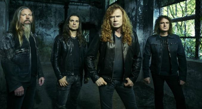 Megadeth: disponibile il video di 'Lying In State'