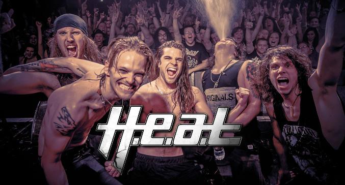 H.E.A.T.: disponibile il video di 'Best Of The Broken'