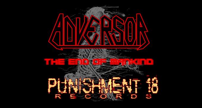 Adversor: tracklist e copertina del nuovo album 'The End Of Mankind'