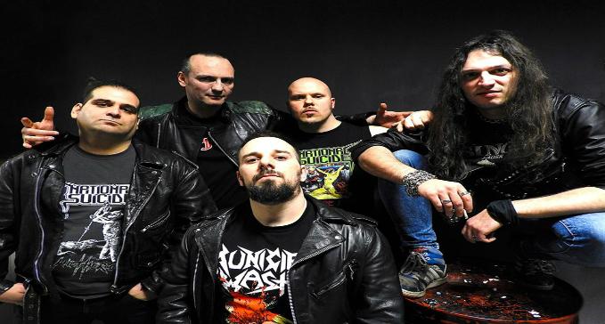 National Suicide: thrash metal senza compromessi