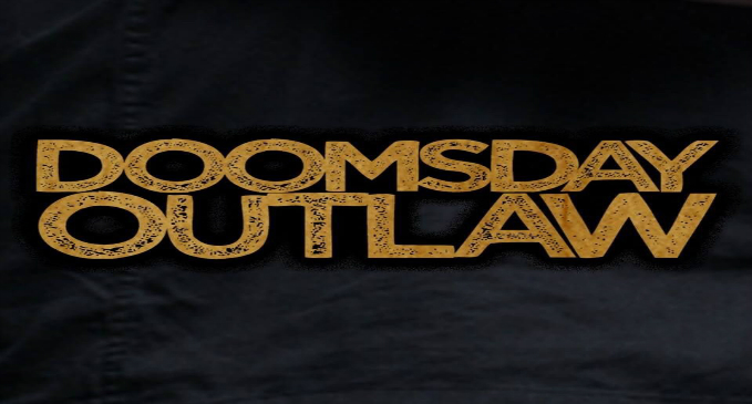 Doomsday Outlaw: disponibile il video di 'Over And Over'