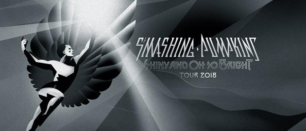 SMASHING PUMPKINS - Ecco le date del tour!