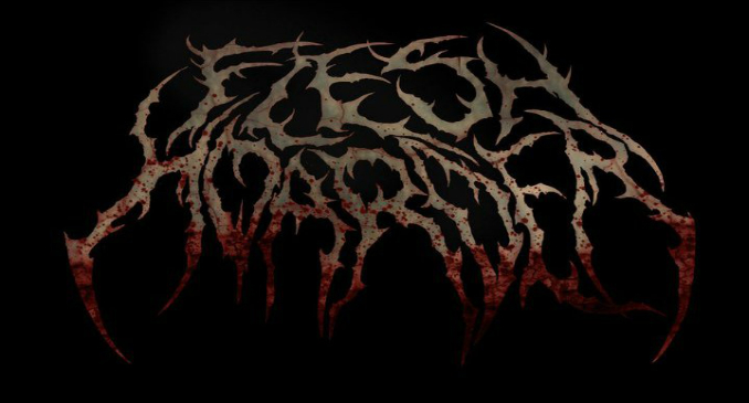 Flesh Hoarder: il lyric video di 'Counterweight Suicide'