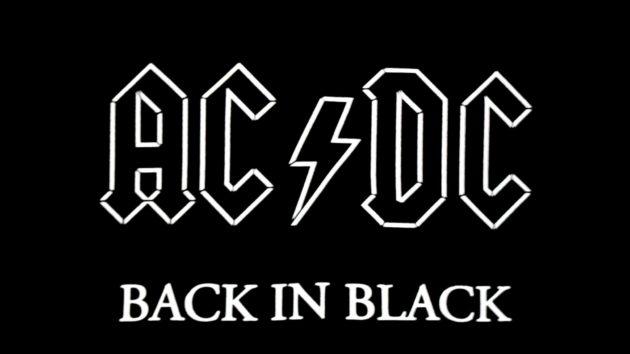 """AC/DC - """"Back In Black"""" ripubblicato per il Record Store Day"""