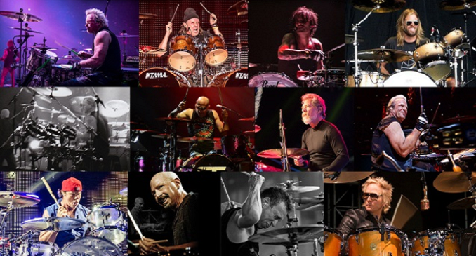 'Beyond The Beats: Rock & Roll's Greatest Drummers Speak!' - Libro in uscita il 13 marzo