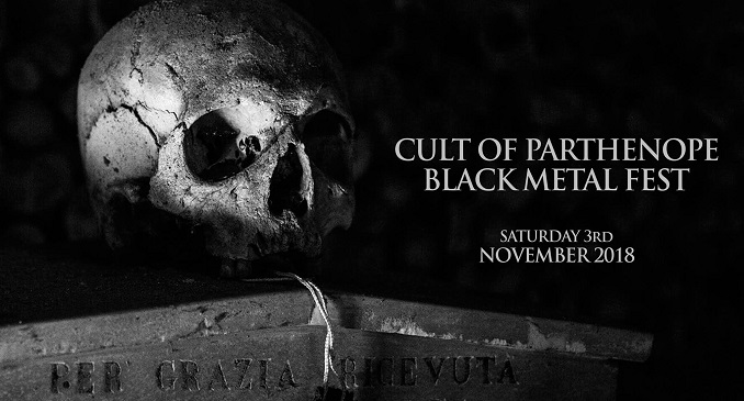 Cult Of Parthenope Black Metal Fest 2018 - Anche i Noctem e Crest of Darkness nel cartellone