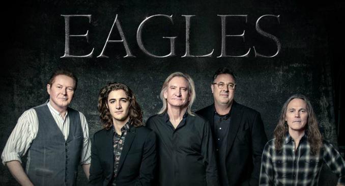 Eagles: la scaletta e alcuni video della prima data del tour 2018