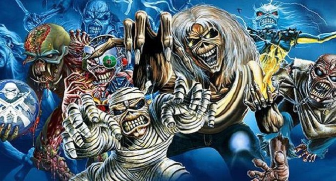 Iron Maiden accusati di plagio risarciscono l'ex manager