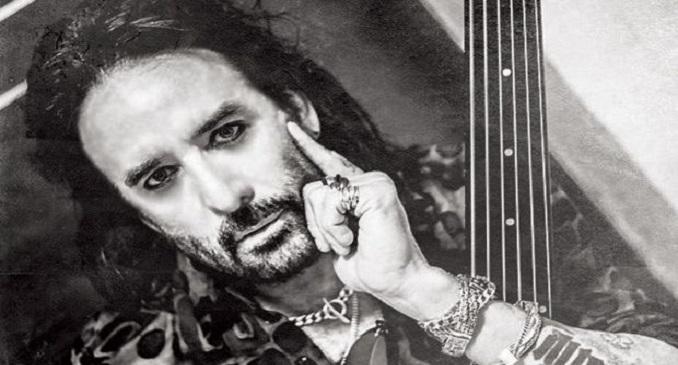 Marco Mendoza - Da Domani nei Negozi 'Viva la Rock'. Guarda il video