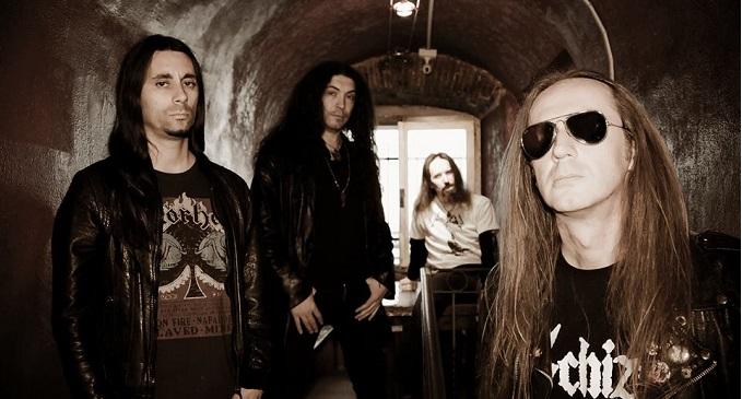 Necrodeath - 'The Age of the Dead Christ' è suonato col cuore e con tutta la rabbia ed energia che ancora è in noi!!!