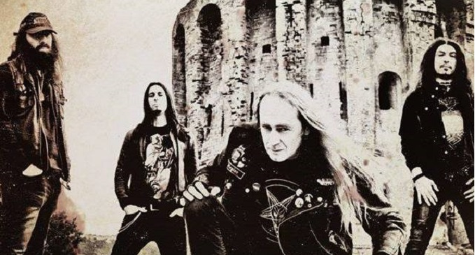 Necrodeath - Nuove date a supporto di 'The Age of the Dead Christ'