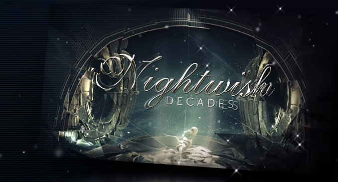 Nightwish - Nuovo trailer su 'Decades'