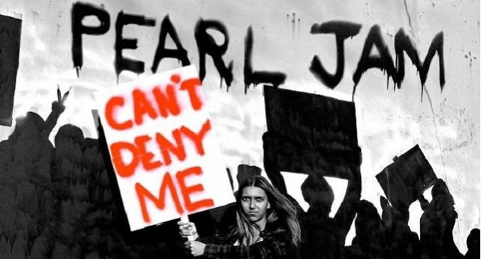 Pearl Jam - Nuovo Brano solo per gli iscritti al Fan Club: 'Can't Deny Me'