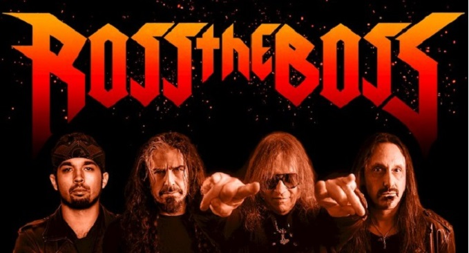 Ross the Boss - Nuovo Album ad Aprile: 'By Blood Sworn'