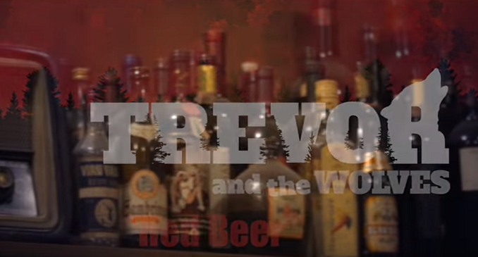 Trevor and the Wolves - On Line il Secondo Videoclip Ufficiale: 'Red Beer'