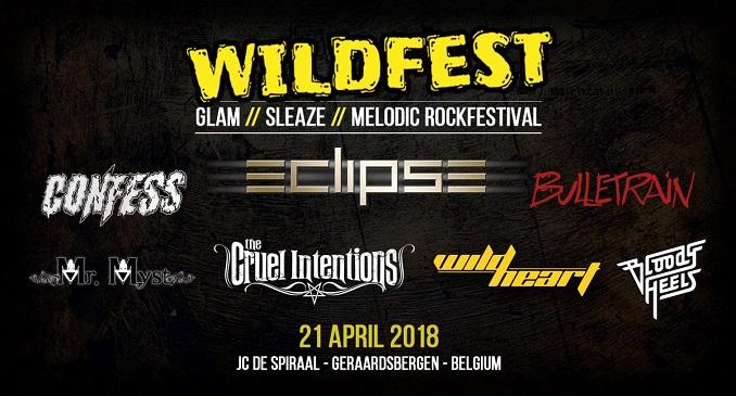 Wildfest 2018 - Partecipa al Contest e vinci la musica dei Confess