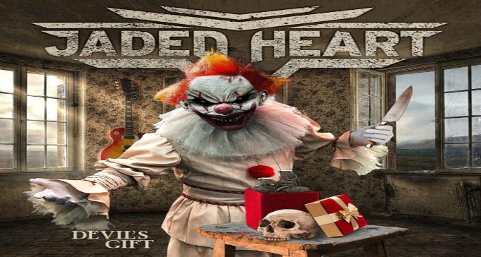 Jaded Heart: il lyric video di 'One World' dal nuovo album