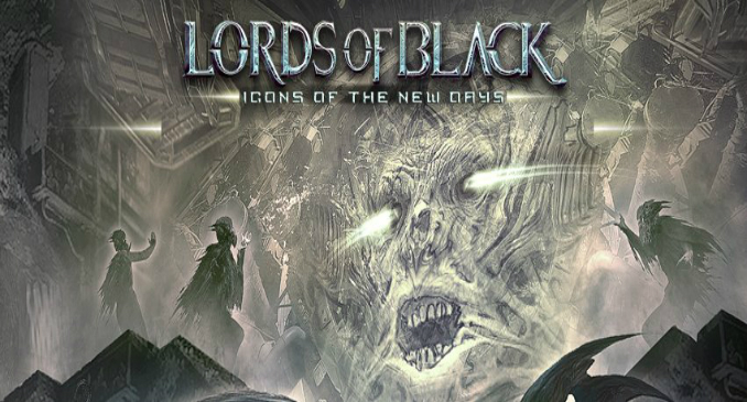 Lords Of Black: il video ufficiale di 'Icons Of The New Days'