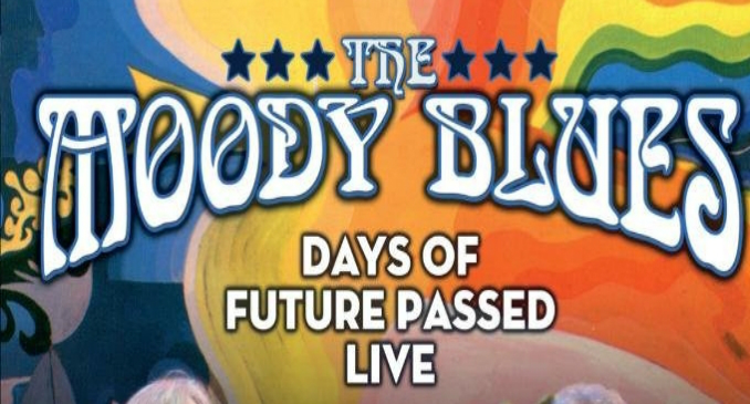 The Moody Blues: in arrivo 'Days Of Future Passed Live'