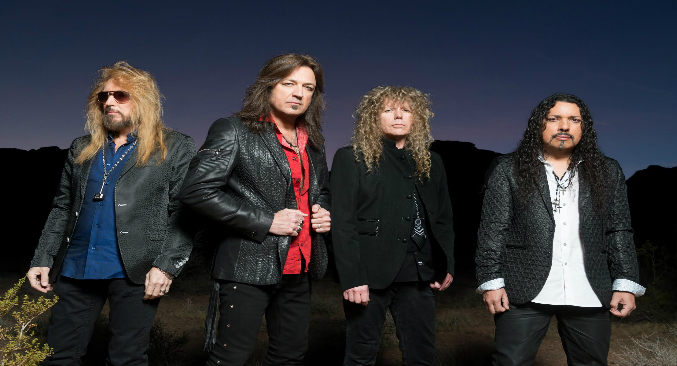 Stryper: online il nuovo video 'Sorry'