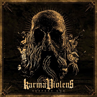 Karma Violens - Serpent God