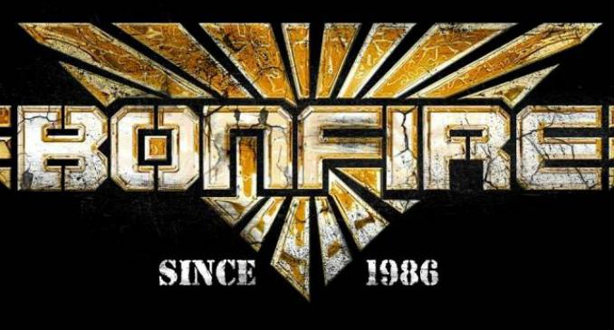 Bonfire: disponibile l'audio di 'Temple Of Lies'
