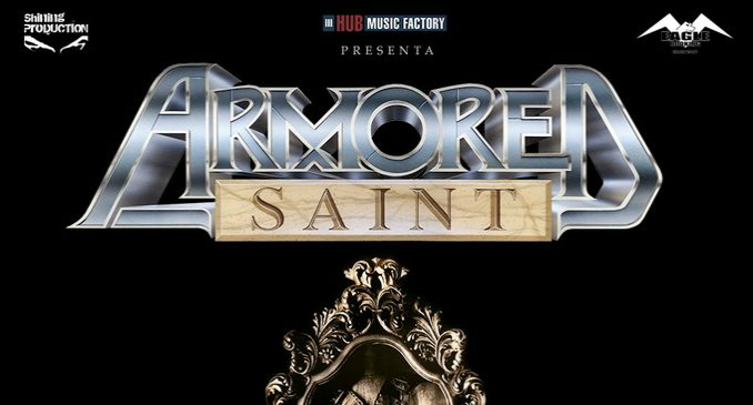 Armored Saint: suoneranno al Legend Club a novembre