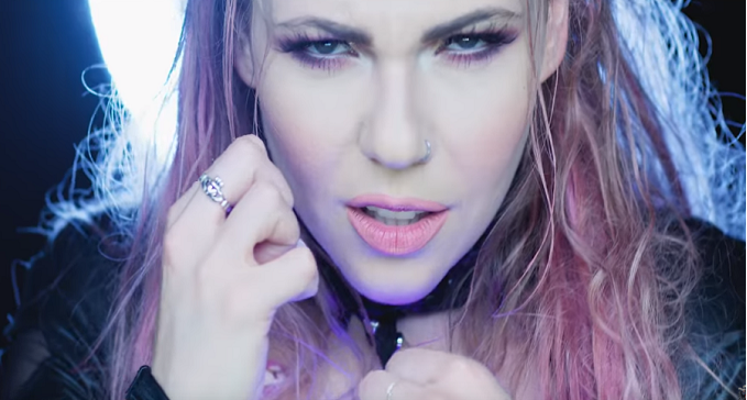 Kobra and the Lotus - Nuovo Video on Line: 'Let Me Love You'