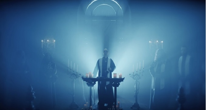 In This Moment - Il teaser del video 'Black Wedding' con Rob Halford dei Judas Priest