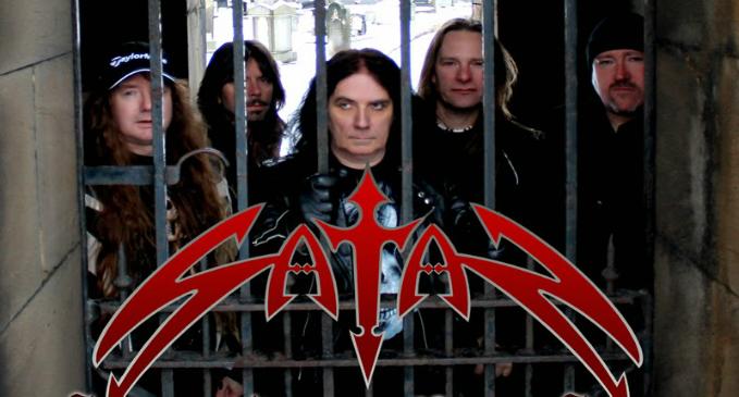 Satan: la storica band firma con Metal Blade Records