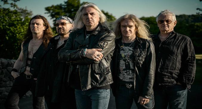 Saxon: suoneranno in Italia per una data nel mese di ottobre