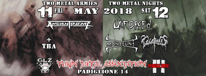 TMA: two metal armies two metal nighths