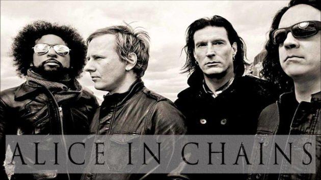 ALICE IN CHAINS - Quasi ultimato il nuovo album