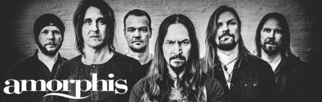 AMORPHIS - Il nuovo video Wrong Direction
