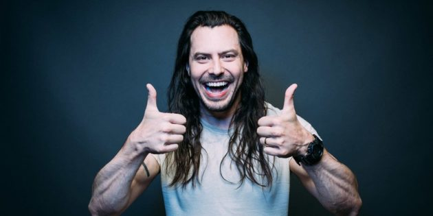 ANDREW W.K. - Il nuovo video Music Is Worth Living For