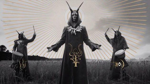 BEHEMOTH - Il live MESSE NOIRE