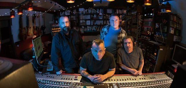 CLUTCH - Il video del making of del nuovo album