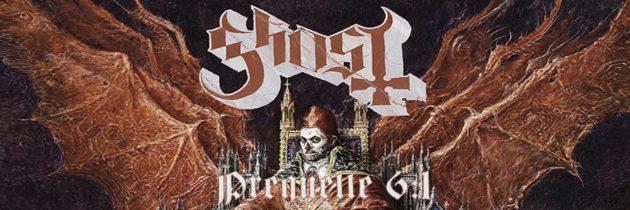 GHOST - Il nuovo album ed il primo singolo RATS