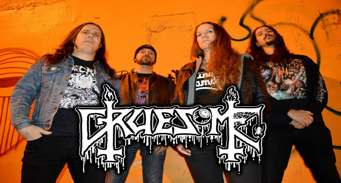 Gruesome: l'audio di 'A Waste Of Life'