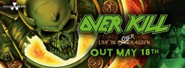 OVERKILL - I trailer di Live In Overhausen