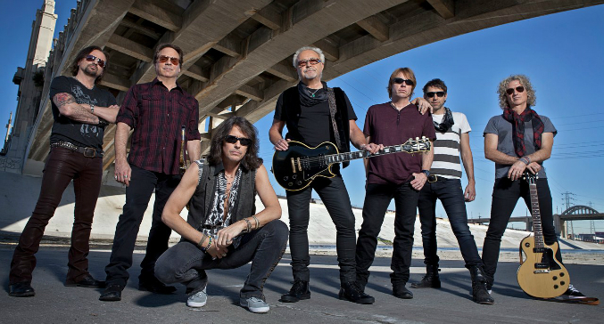 Foreigner: il video di 'Say You Will' dal nuovo live album