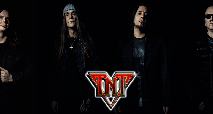 TNT: 'Get Ready For Some Hard Rock' dal nuovo album