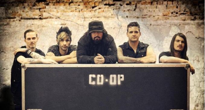 CO-OP - Lyric Video on Line per la band del figlio di Alice Cooper: 'NOW'