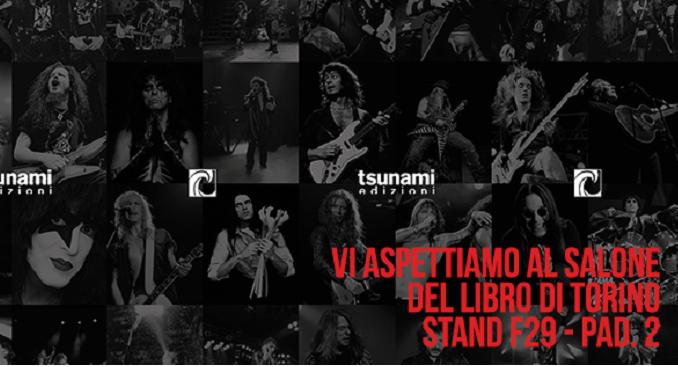 Tsunami Edizioni - I 10 anni di attività festeggiati al Salone Internazionale del libro di Torino