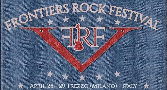 Frontiers Rock Festival V – Live Club, Trezzo s/A (MI) – 28-29 aprile 2018